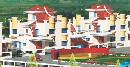 ganesh-park-row-House